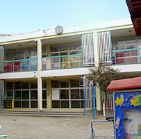 飯山幼稚園外観